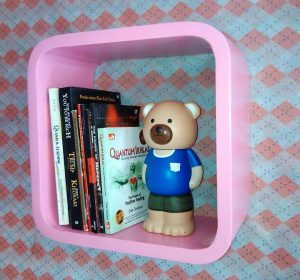 Dengan Rak Buku Modern, Unik, dan menarik, diharapkan minat baca anak dan masyarakat jadi tinggi.